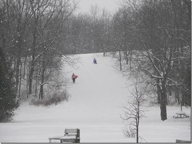 Snowshoeing 022