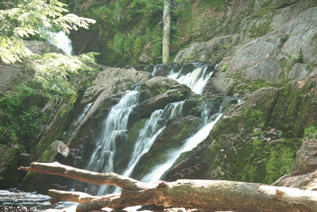 Morgan falls and st peters dome the trail for Morgan falls